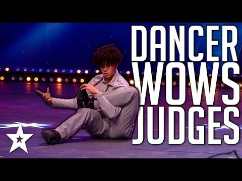 This Guy Has Insane Dance Moves!   Holland's Got Talent   Got Talent Global