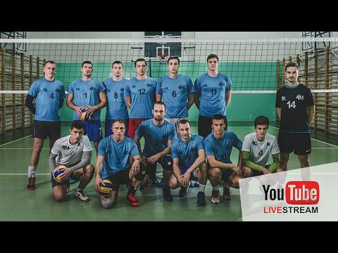 KS Dream Ełk - Wenglorz Volley Lidzbark Warmiński. Mecz III Ligi Siatkówki. Cz. 1