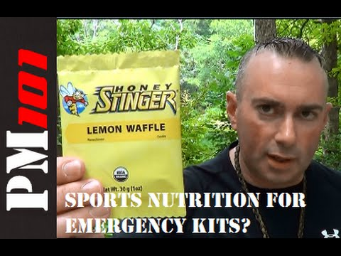 Sports Nutrition Supplements for Emergency/Survival Kit Use?  - Preparedmind101