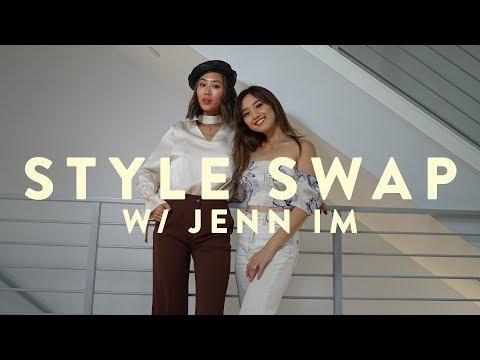 Style Swap w/ Jenn Im | Aimee Song