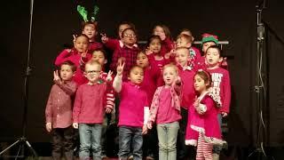 Kadens Kindergarten performance