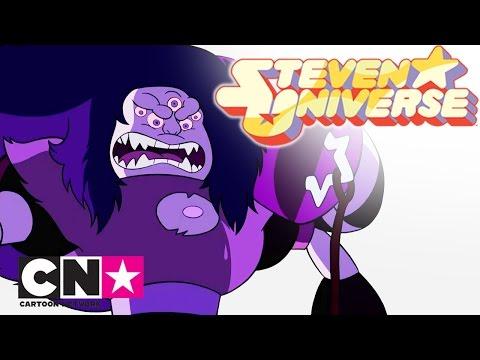 Вселенная Стивена   Вселенная Стивена - Слияния   Cartoon Network