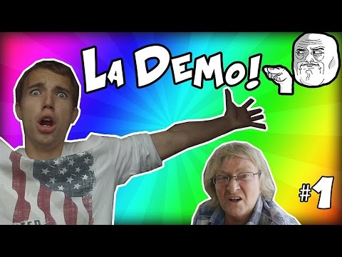La Démo #1 GTA 5CALL OF DUTY INSULTE et GRAND MÈRE