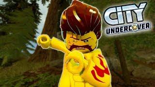 Lego City Undercover Game | ALBATROSS PRISON & STINKY | Lego City Undercover HD Gameplay - Chapter 3