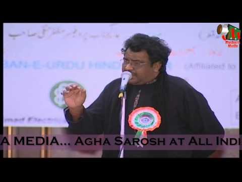 Agha Sarosh, Superhit QATAR Mushaira, MUSHAIRA MEDIA