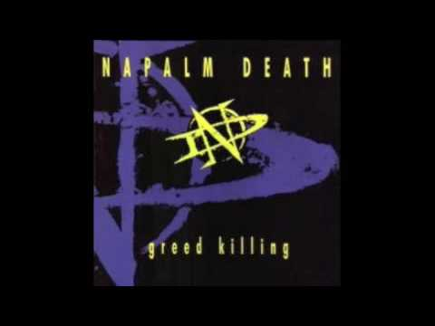 Napalm Death - All Links Severed