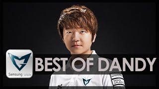 Best of DanDy (Samsung White) - World's Best Jungler Highlights