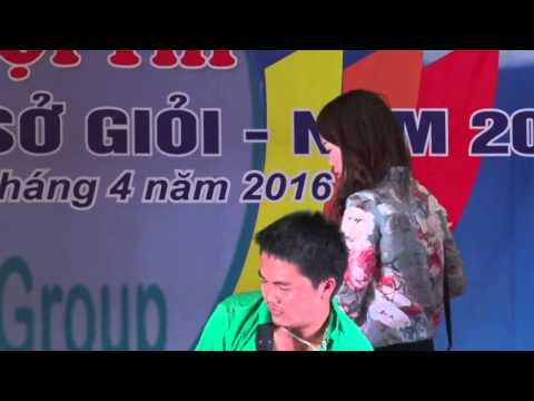 """""""Văn hóa ở đâu xa """" - Nguyễn Thị Huyền - Công ty Cao su Quảng Trị"""