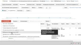 6 Арбитраж Трафика  Google Adwords  Создание Мобильной Кампании