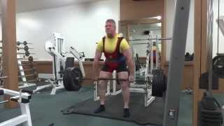 Equipped Deadlift 1 x 257 KG ( 566 LBS )