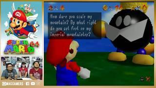 MG Retro – Vamos a Jugar Super Mario 64
