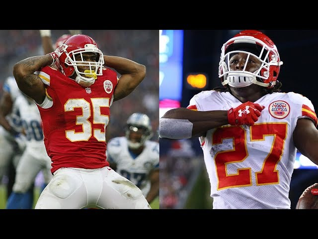 10 Best Running Back Duos in the NFL Right Now 2018