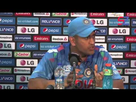 """Yuvraj is best player in T20, but he is in pressure""-MS Dhoni"