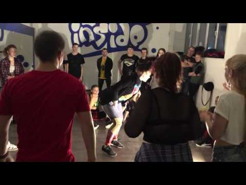 INSIDE DANCE STUDIO | Preselection DH Battles | Маря