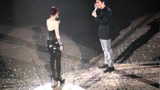 Download 楊千嬅世界巡迴演唱會2010香港站 楊千樺&許志安互串 3Gp Mp4
