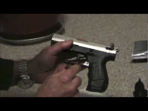 walther p22 cleaning