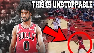 What we Learned from Coby White's Chicago Bulls NBA Preseason Debut (Ft. Highlights, Mix)