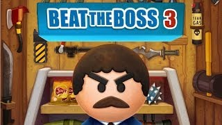 Download Beat the Boss 3 - iPhone/iPod Touch/iPad - Gameplay HD 3Gp Mp4