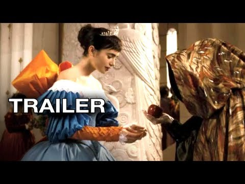 Mirror, Mirror Official Trailer #1 - Julia Roberts, Lily Collins Movie (2012) video