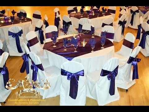 Faos events decoracion de salon en elmelody ballroom color - Decoracion de salon ...