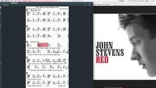 Watch John Stevens Lets Fall In Love video