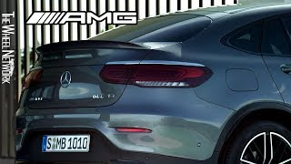 2020 Mercedes-AMG GLC 43 4MATIC Coupe – Teaser