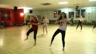 Tu Mere Agal Bagal Hai - Choreography