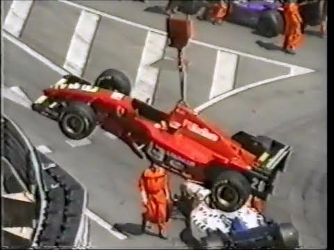 GRAND PRIX DE MONACO F1 . In occasione della prossima edizione del GRAND PRIX DE MONACO F1 2014 , ecco un tuffo nel passato coi i bolidi nel 1995. Le curve r...