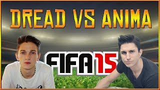 FIFA 15 | Dread VS Youtube #1 - La Sfida w/Anima