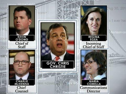 Christie's staff subpoenaed in bridge scandal