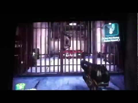 Borderlands 2 Bloodshot Stronghold -  How to open cell gate 04 - mission