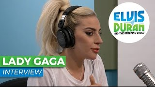 "Lady Gaga on #PERFECTILLUSION, #LG5 and ""A Star is Born"" 