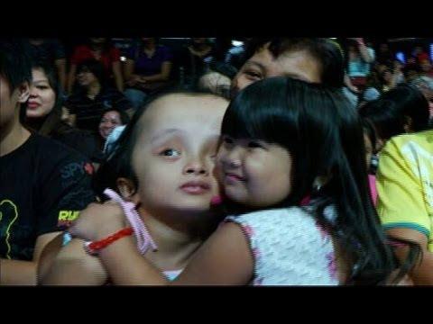 Wish Ko Lang: Ang sorpresa ni Ryzza Mae Dizon sa isang fan na may hydrocephalus