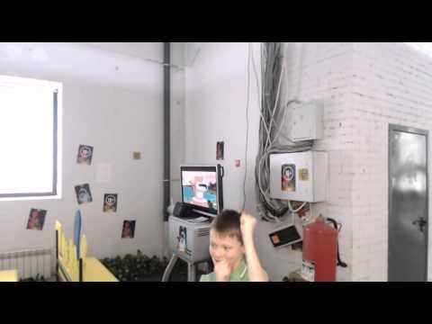 Танец робота