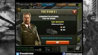 Modern War by GREE: Epic Boss - New World Militia