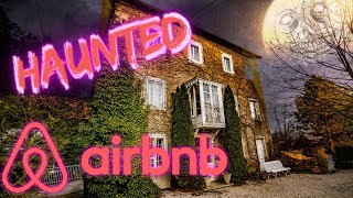 Haunted Airbnb experience (DON'T STAY HERE ALONE)