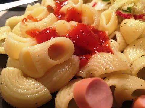 ПРОСТО, Как варить макароны и сколько, Как варить макароны, чтобы они не слипались