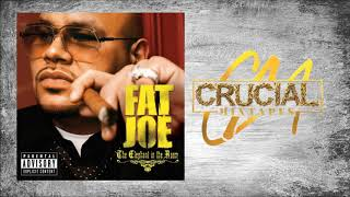 Fat Joe Featuring J. Holiday - I Won't Tell [Instrumental]