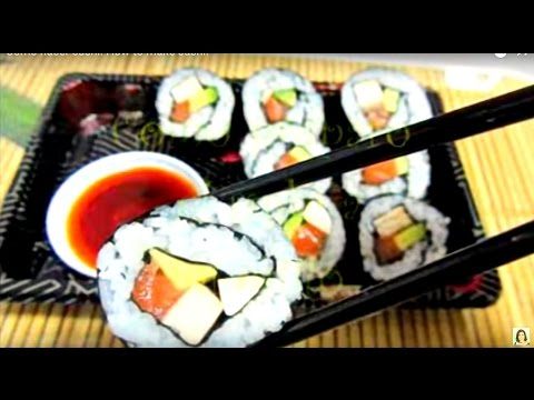 Cocina: Como preparo el Sushi.