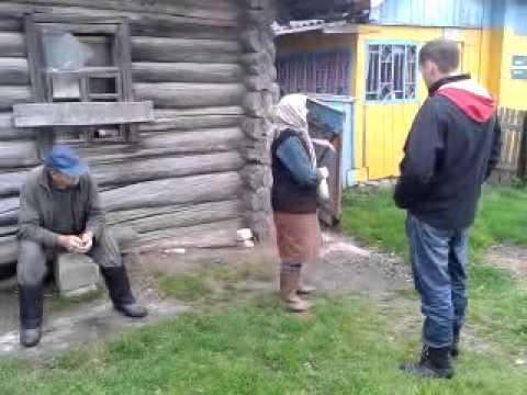 Деревня Антоновка (беларусь) местные старики.