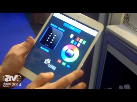 ISE 2014: Contec Shows Its Switch Glass Product
