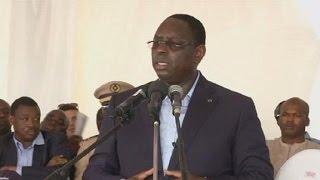 Macky Sall promet une électricité moins chère en 2017