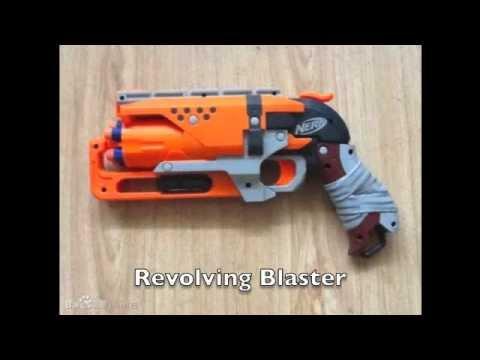 NERF Zombie Strike Hammer Shot (NERF NEWS)