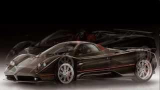 Pagani Zonda Roadster F (2006)