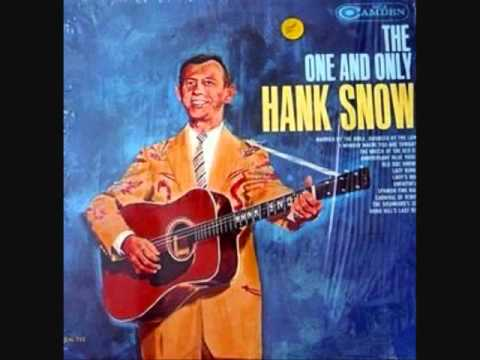 Drunkard's Son - Hank Snow