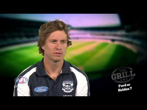 The Grill - Players Decide - AFL