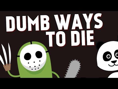 Dumb Ways to Die - Брейн vs Даша
