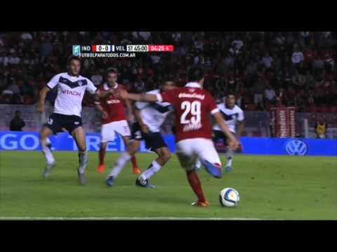 Independiente se quedó con el triunfo en un final escandaloso