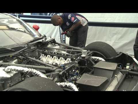 SRT Viper GTS-R ALMS Qualifying