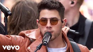 Jonas Brothers - S.O.S. (Live on The Today Show / 2019)